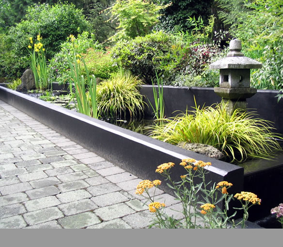 Zen garden design photos photograph zen garden design for Backyard zen garden design